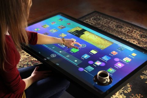 Display multitouch